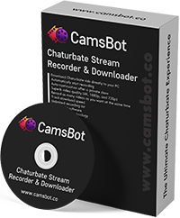 CamsBot Chaturbate Stream Recorder & Downloader