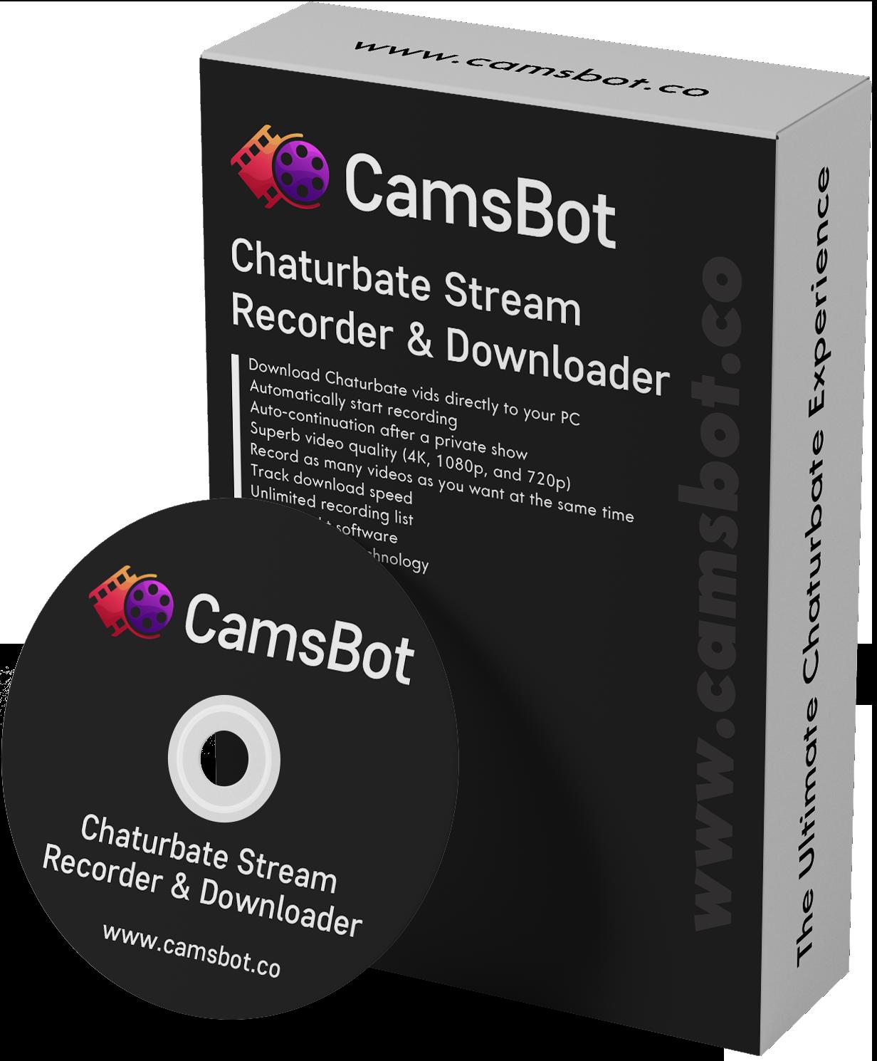 CamsBot software box
